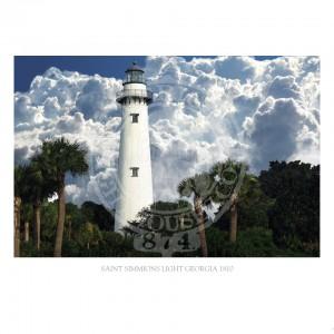 0143-Saint-Simmions-Lighthouse-Georgia-1810