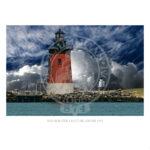 0108-Delaware-Breakwater-Lighthouse-Delaware--1855