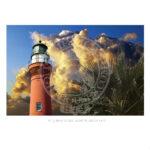 St. Johns River Light Florida 1830