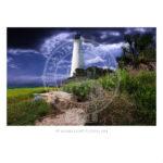 St. Marks Light Florida 1854