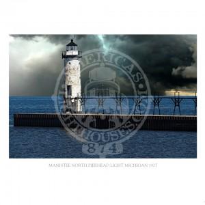 0382-Manistee-North-Pierhead-Lighthouse-Michigan-1927