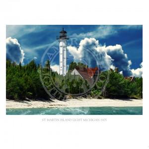 0442-St-Martin-Island-Lighthouse-Michigan-1905