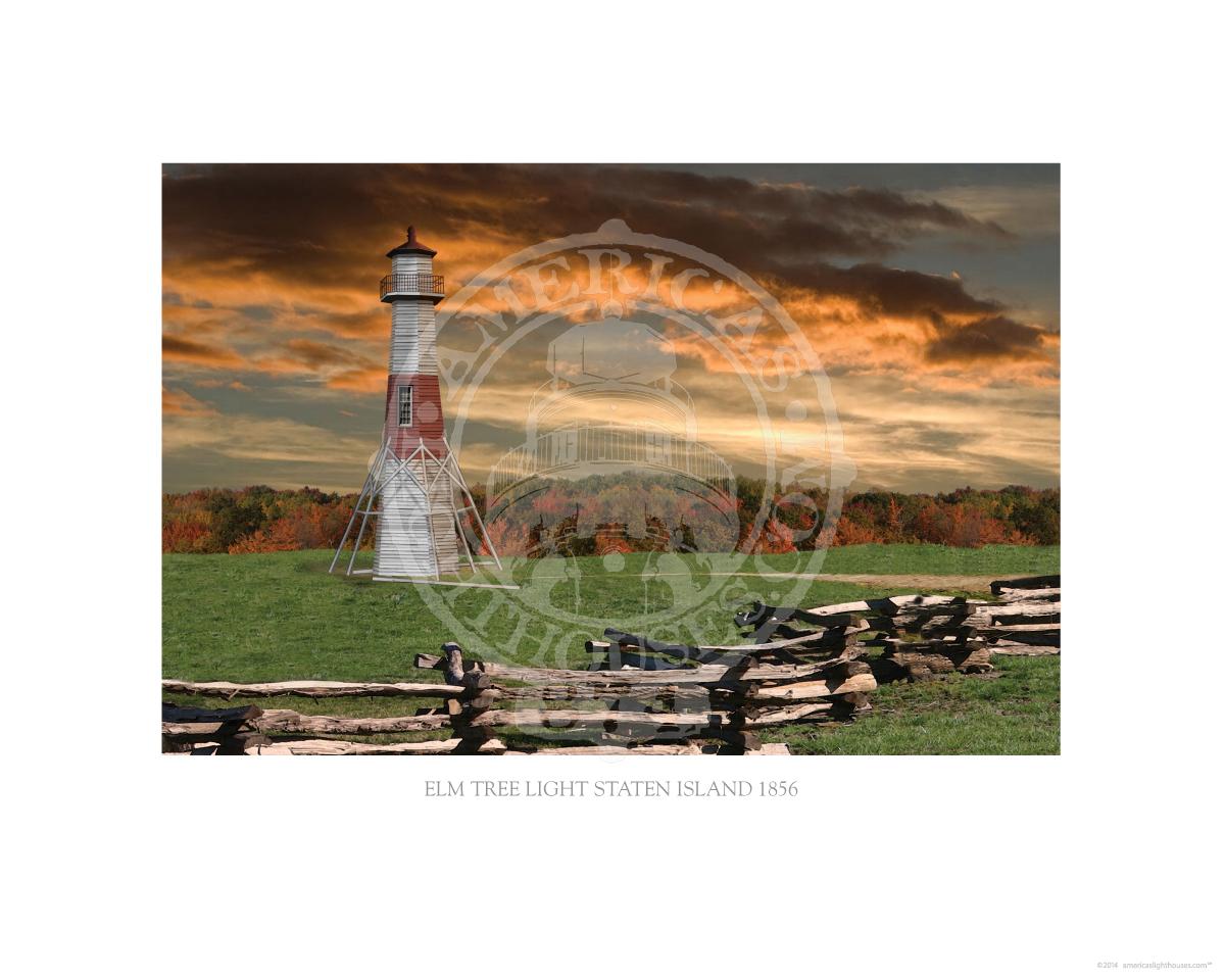 Staten Island Lighthouse Point