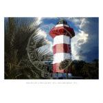 Harbour Town Light South Carolina 1970