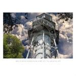 Hilton Head Rear Range Light South Carolina 1879