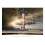 Morris Island Light South Carolina 1876