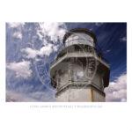Grays Harbor Westport Light Washington 1887