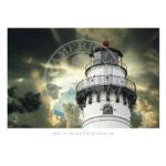 Wind Point Light Wisconsin 1880 B