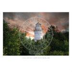 Cana Island Light Wisconsin 1869