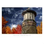Asylum Point Light Wisconsin 1871