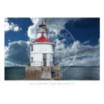 Wisconsin Point Light Wisconsin 1912