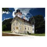 Port Washington Light Wisconsin 1860