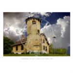 Chambers Island Light Wisconsin 1868