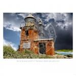 Buck Island Light St. Thomas Virgin Islands 1915