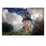 Hams Bluff Light US Virgin Islands 1915